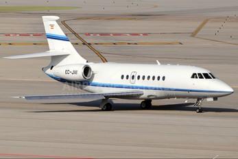 EC-JVI - Gestair Dassault Falcon 2000 DX, EX
