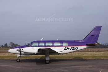 9H-FMG - Private Piper PA-31 Navajo (all models)