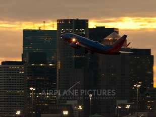 N249WN - Southwest Airlines Boeing 737-700