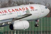 C-GHKW - Air Canada Airbus A330-300 aircraft