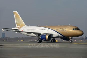A9C-EV - Gulf Air Airbus A319
