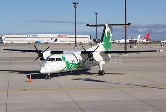 C-FABA - Air Canada Jazz de Havilland Canada DHC-8-100 Dash 8