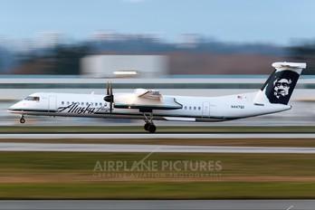 N447QX - Alaska Airlines - Horizon Air de Havilland Canada DHC-8-400Q / Bombardier Q400