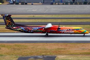 N425QX - Horizon Air de Havilland Canada DHC-8-400Q / Bombardier Q400