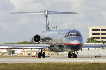N161PL - Aeromexico McDonnell Douglas MD-88