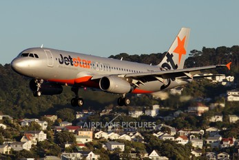 VH-VQF - Jetstar Airways Airbus A320