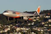 VH-VQF - Jetstar Airways Airbus A320 aircraft