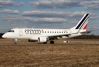 F-HBXN - Air France - Regional Embraer ERJ-170 (170-100)