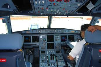 VT-INZ - IndiGo Airbus A320