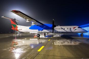D-ADHE - Augsburg Airways - Lufthansa Regional de Havilland Canada DHC-8-400Q / Bombardier Q400