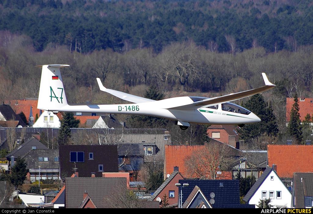Sportfluggruppe Nordholz/Cuxhaven D-1486 aircraft at Nordholz-Spieka