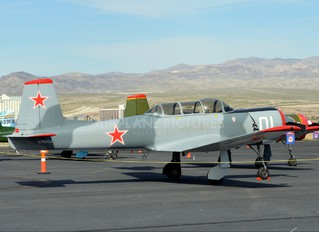 N740CJ - Private NanChang CJ-6A