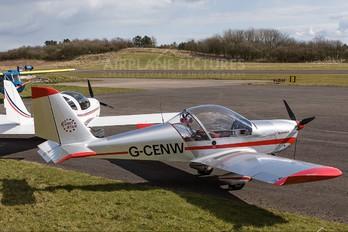 G-CENW - Private Evektor-Aerotechnik EV-97 Eurostar