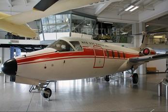D-CLOU - Private MBB HFB-320 Hansa Jet