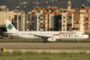 F-ORMG - MEA - Middle East Airlines Airbus A321 aircraft