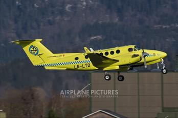 LN-LTD - Lufttransport Beechcraft 200 King Air
