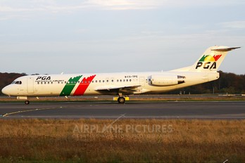 CS-TPE - PGA Portugalia Fokker 100