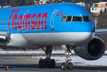 G-OOBJ - Thomson/Thomsonfly Boeing 757-200