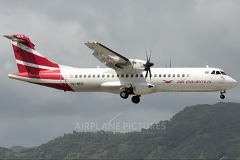 3B-NBG - Air Mauritius ATR 72 (all models)