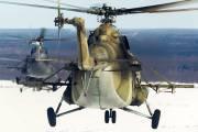 32 - Russia - Air Force Mil Mi-8MT aircraft