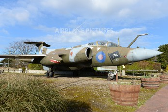 XW530 - Royal Air Force Blackburn Buccaneer S.2B