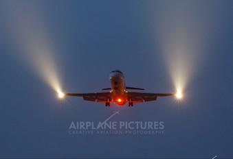 - - Helvetic Airways Fokker 100