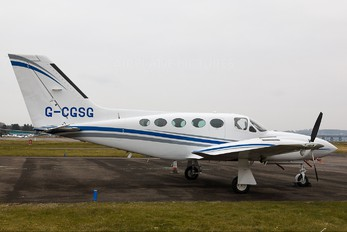 G-CGSG - Private Cessna 421 Golden Eagle