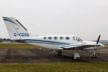G-CGSG - Private Cessna 421 Golden Eagle
