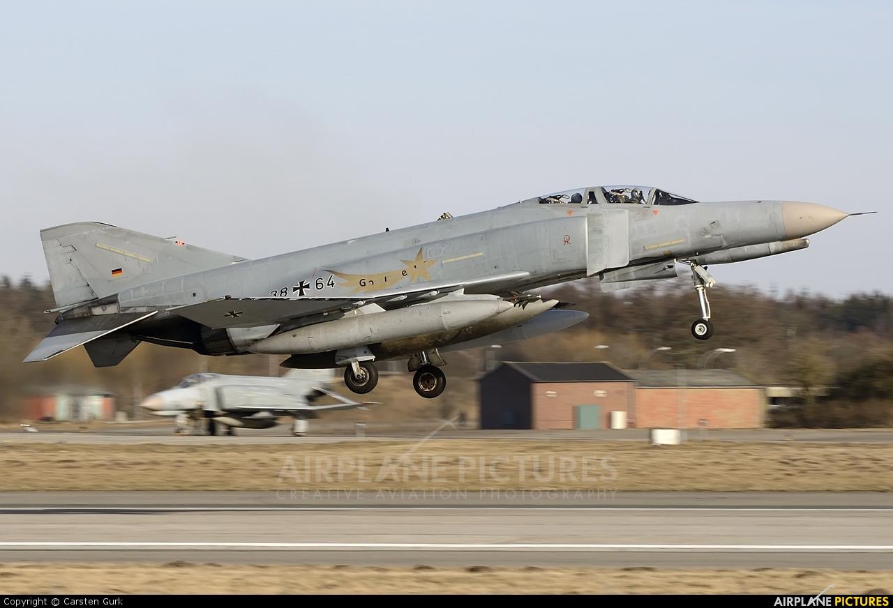 Germany - Air Force 38+64 aircraft at Wittmundhafen
