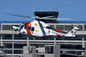 EC-LJA - Spain - Coast Guard Agusta Westland AW139