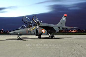 E49 - France - Air Force Dassault - Dornier Alpha Jet E