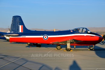 N4421B - Private BAC Jet Provost T.3 / 3A