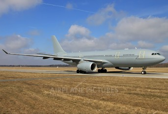 G-VYGG - Royal Air Force Airbus A330 MRTT