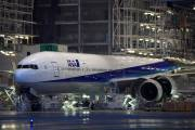JA756A - ANA - All Nippon Airways Boeing 777-300 aircraft