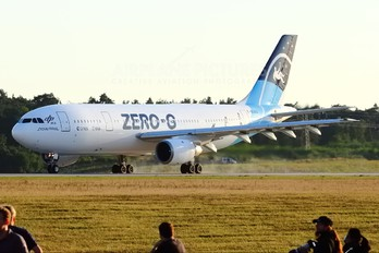 F-BUAD - Noverspace - Zero G Airbus A300