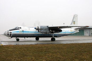 80 - Ukraine - Air Force Antonov An-30 (all models)