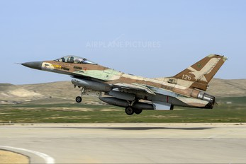 126 - Israel - Defence Force General Dynamics F-16A Netz