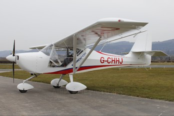 G-CHHJ - Private Aeropro Eurofox 3K
