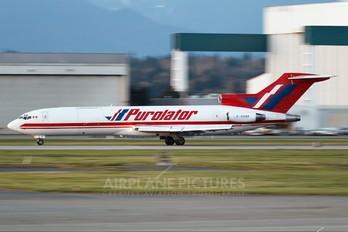 C-GXKF - Purolator Courier (Kelowna Flightcraft Air Charter) Boeing 727-200F (Adv)