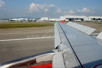 9M-AQK - AirAsia (Malaysia) Airbus A320