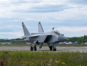 - - Russia - Air Force Mikoyan-Gurevich MiG-31 (all models)