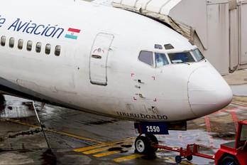 CP-2550 - Boliviana de Aviación - BoA Boeing 737-300