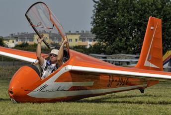 SP-3628 - Aeroklub Bydgoski PZL SZD-22 Mucha