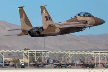 79-0012 - USA - Air Force McDonnell Douglas F-15D Eagle