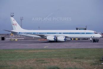 N717NA - NASA Douglas DC-8-72