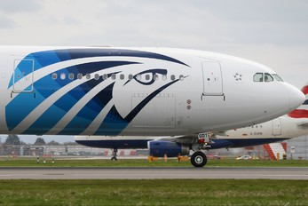 SU-GDT - Egyptair Airbus A330-300