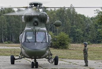 0501 - Poland - Air Force PZL W-3 Sokół
