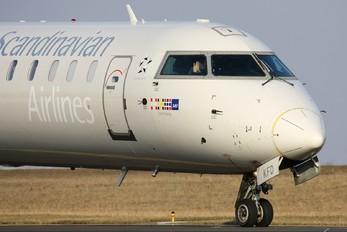 OY-KFD - SAS - Scandinavian Airlines Canadair CL-600 CRJ-900