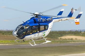 EC-KYU - INAER Eurocopter EC145