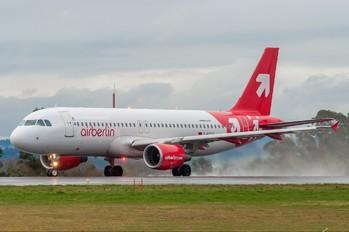D-ABDB - Air Berlin Airbus A320